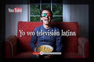 Yo veo Televisión latina...